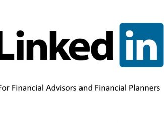 financial advisors use linkedin to grow business